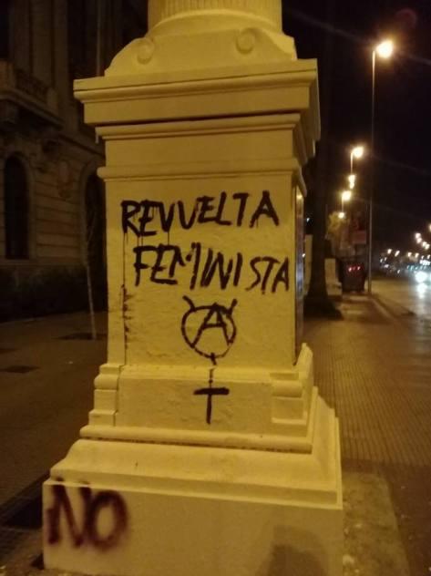 revuelta feminista